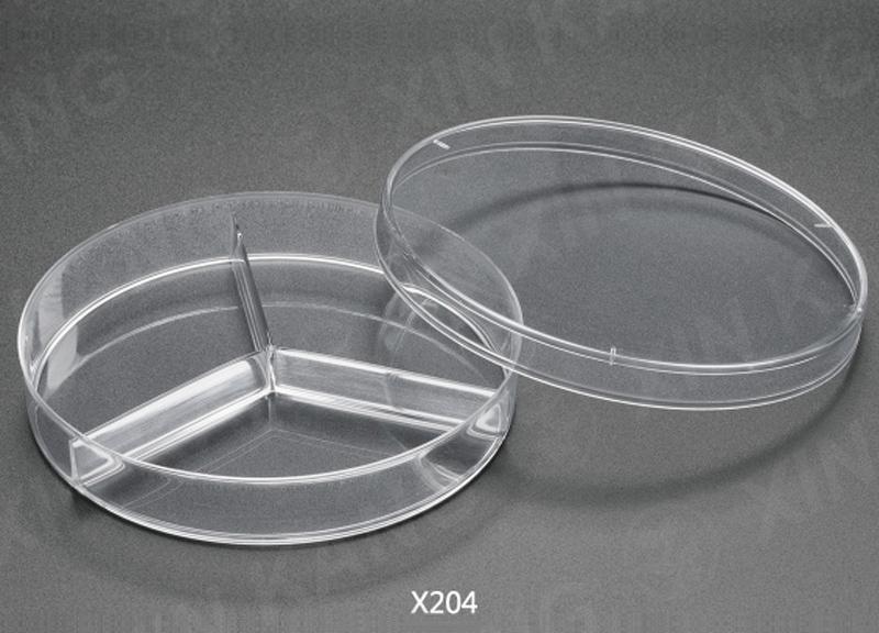 Φ90 三格 一次性培养皿
