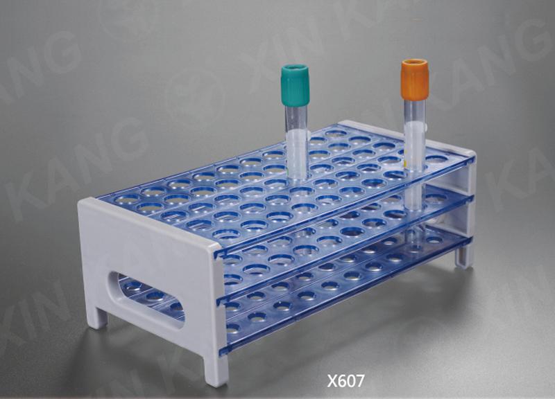 塑料试管架(脱卸组合式)